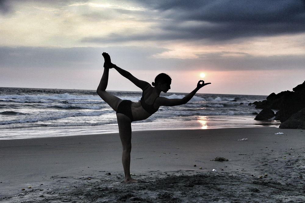 Yoga am Urlaubsort