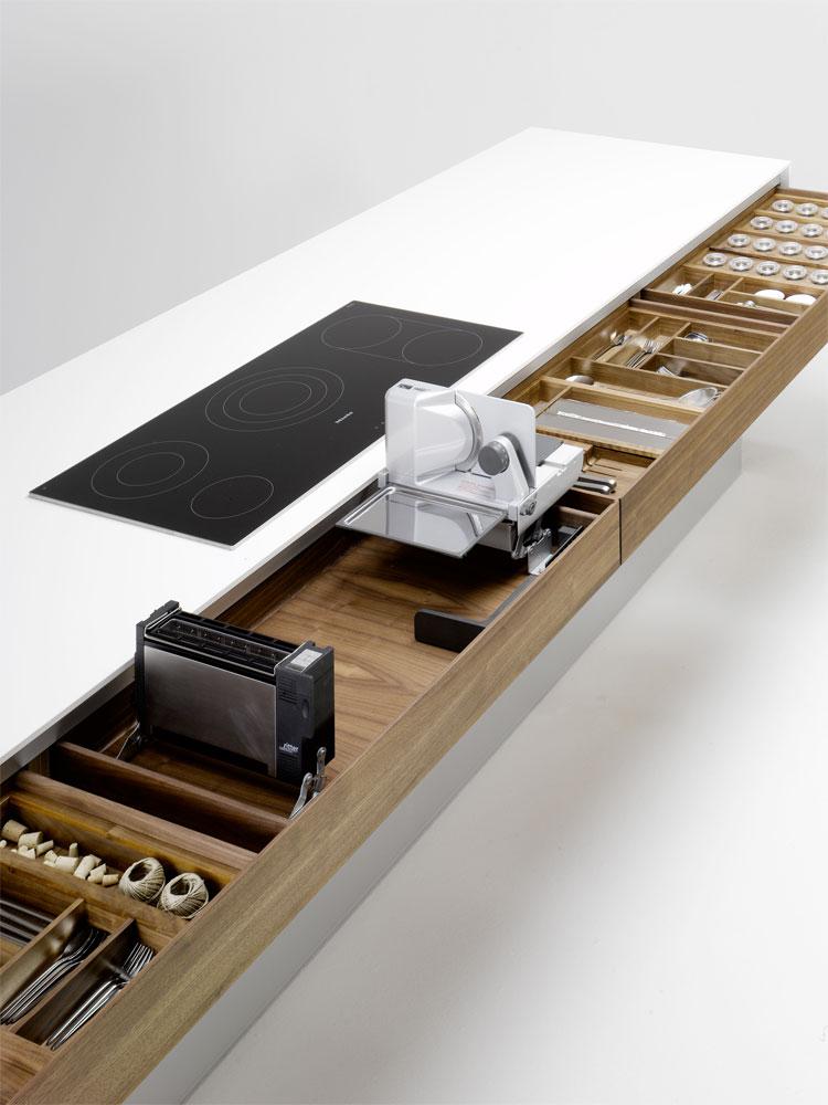 team 7 ein rezept zur perfekten k che seestyle magazin. Black Bedroom Furniture Sets. Home Design Ideas