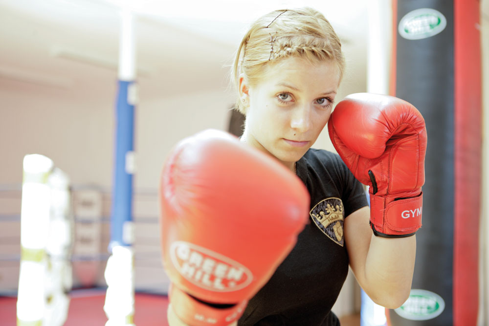 You`ll never fight alone – 1. Boxclub Haan Augsburg