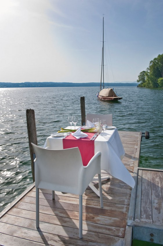 Das Marina Resort Bernried am Starnberger See