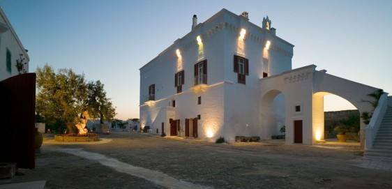 Hotel Masseria Torre Coccaro Apulien – an der Costa della Masserie