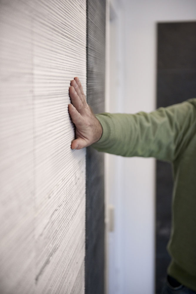 Zeit für Steine: Persch Limestone & Wood