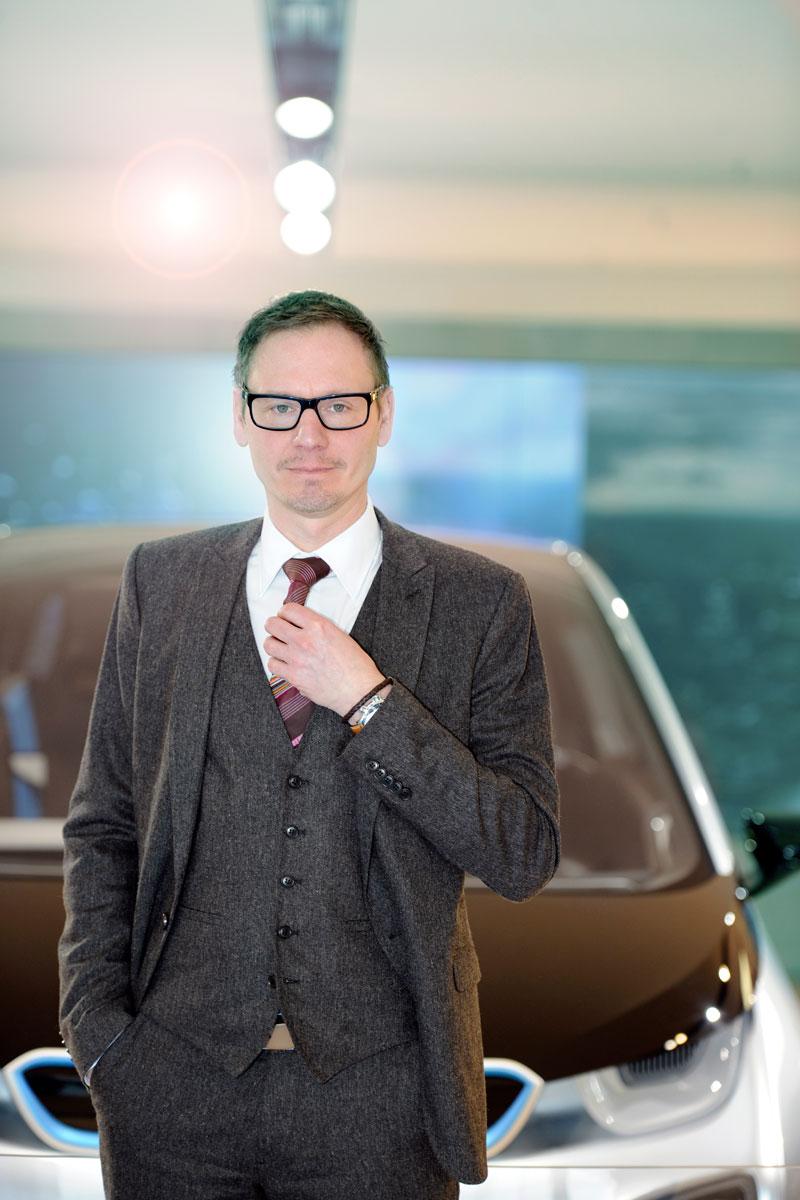 BMW i3 Designer Daniel Starke – Ein Stück Zukunft designen
