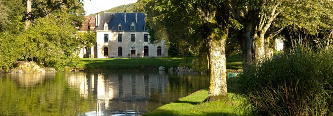 Hotel Abbaye De La Bussière Dijon – staying in total luxury