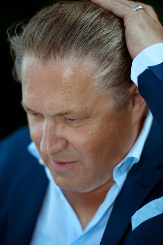 Schauspieler Michael Brandner – heiter bis tödlich