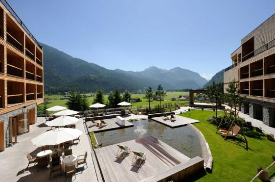 Hotels mit Bergblick – für Gipfelanbeter