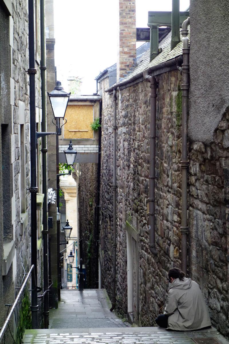 Schottland Luxusreise - Innenstädte Schottlands