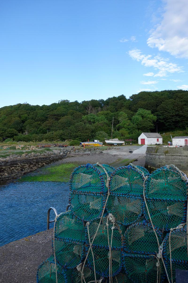 Schottland Luxus Reise - Die Küste Schottlands
