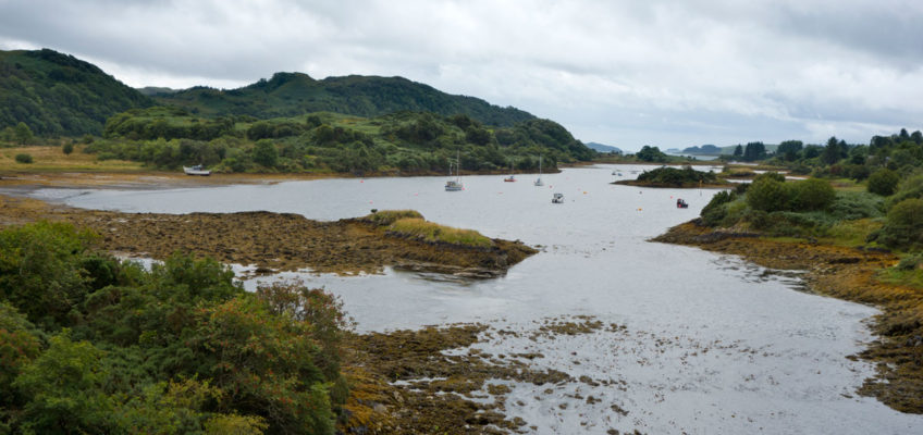 Schottland Luxus Reise - Schottische Landschaft