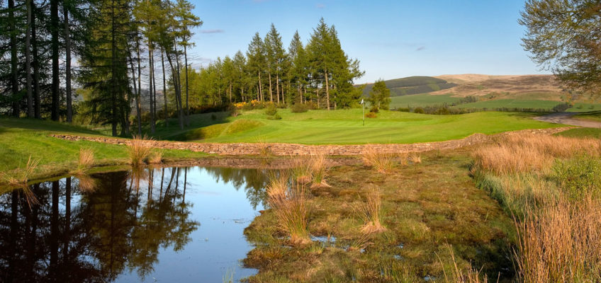 Schottland Luxus Reise - The Gleneageles - Golf