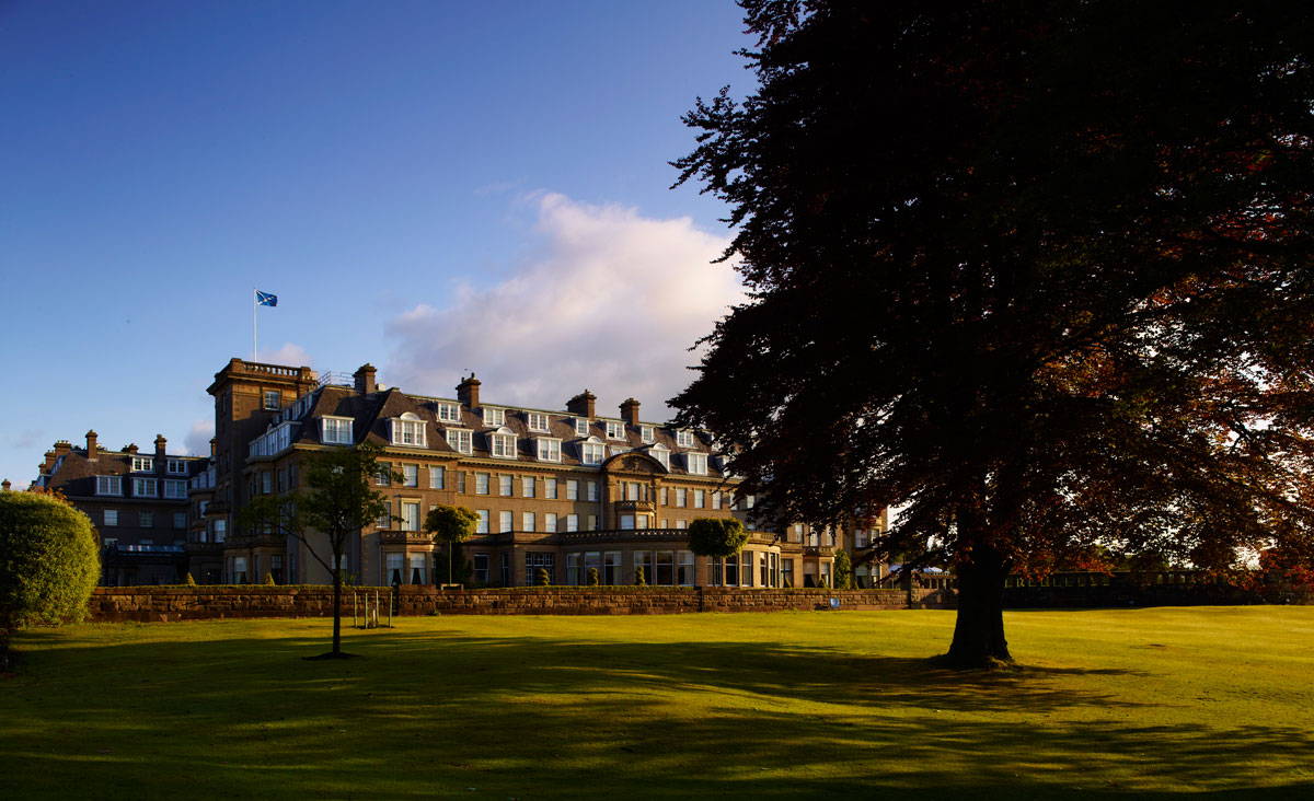 Schottland Luxus Reise - The Gleneagles