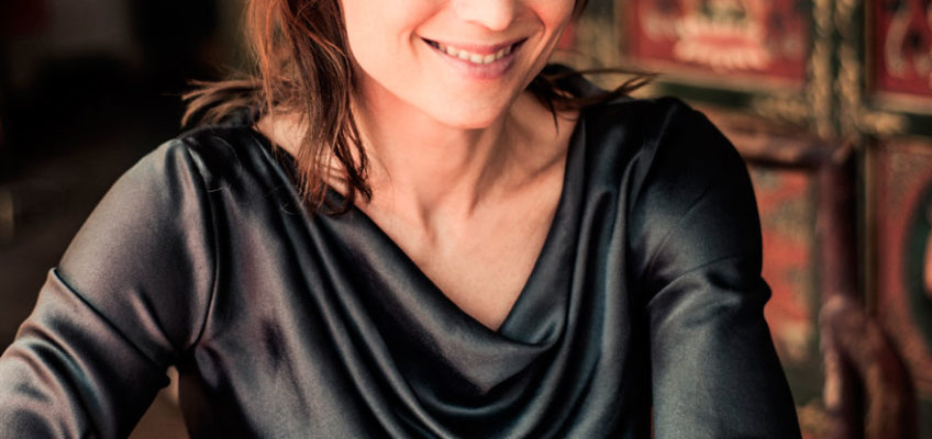 Julia Malchow Mongolei - Porträt