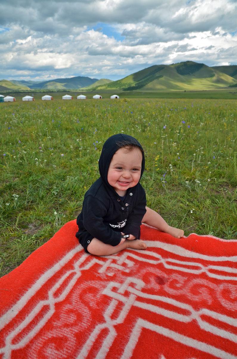 Julia Malchow Mongolei - Die Weiten der Mongolei