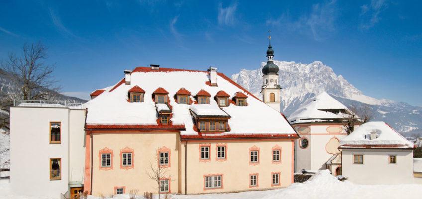 Post Lermoos Zugspitze - Postschlössl