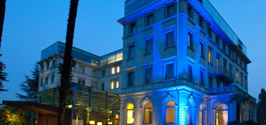 Lido Palace - Außenansicht des Hotels