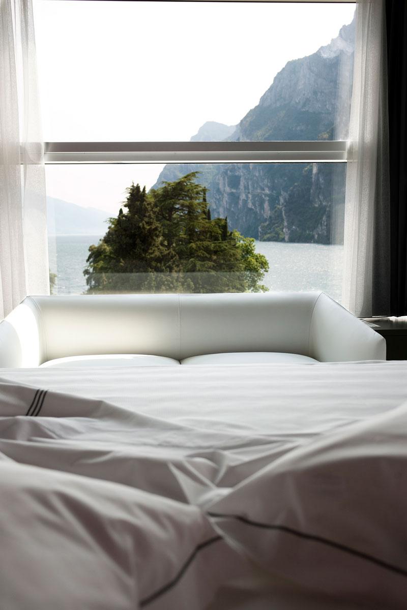 Lido Palace - Zimmer mit Seeblick