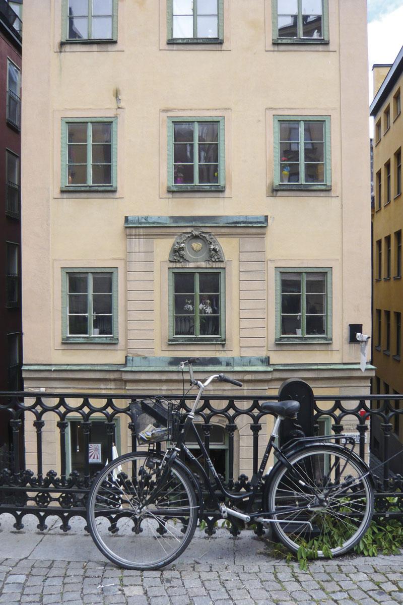 Segeln Scherengarten - Gamla stan - Stockholmer Altstadt