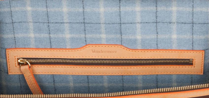 Luxusmöbel - Luxusreisetasche von Vendermeer - Detail