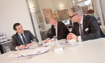 Mietpreisbremse - Expertengespräch Thomas Aigner, Agnes Fischl, Lutz Paproth