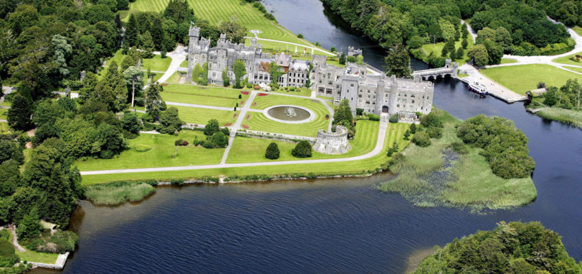 Ashford Castle, exklusives Luxus Resort in Irland, Luxus Reise