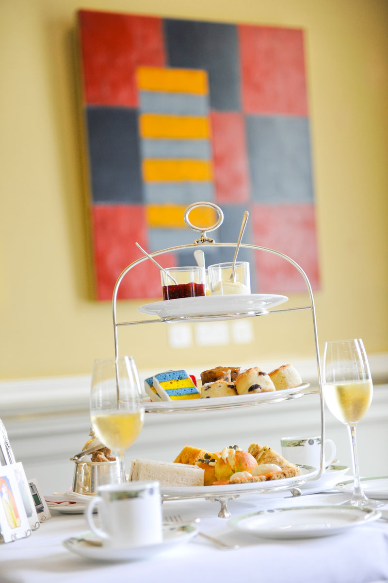 Luxus Reise Irland Afternoon-Tea