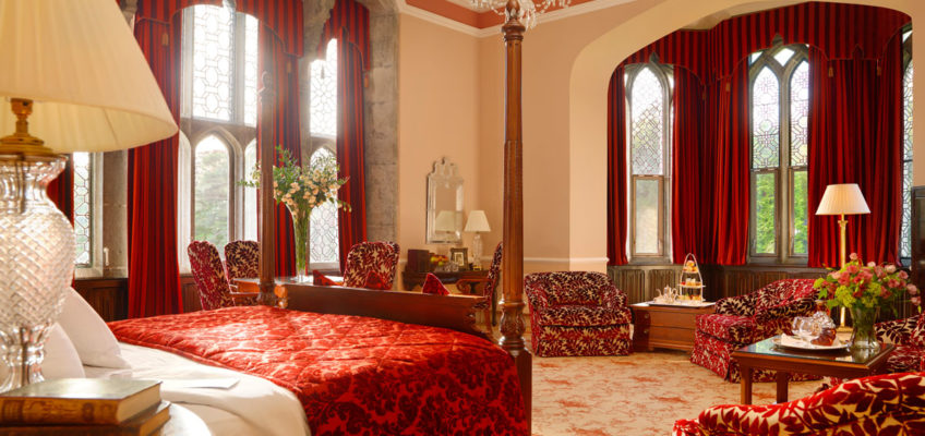 Luxus Reise Irland Dunraven Stateroom 2
