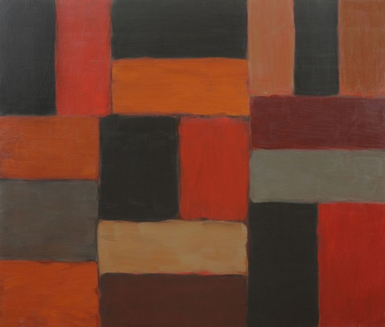 Sean Scully Porträt – Knowing Art