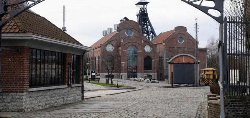 Kulturhauptstadt Mons Marcinelle-Bois Du Cazier Mine-Charbon