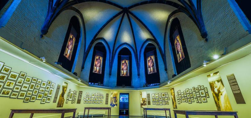 Kulturhauptstadt Mons-Salle Saint-georges