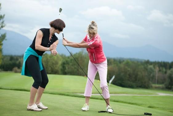Golfschwung optimieren mit Training im Winter