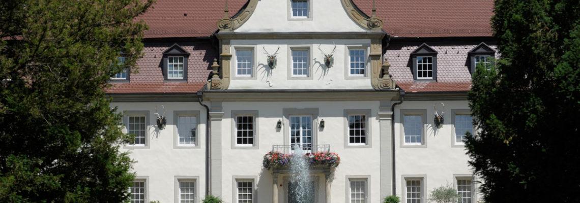 Begegnungen mit Hohenlohe – Schlosshotel Friedrichsruhe