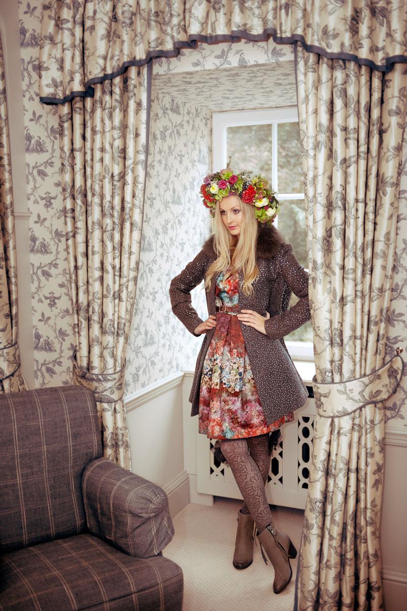 Fashionmodel shootet by Agentur Modefotografie Seestyle München