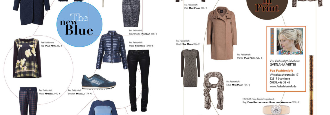 Style Advice by Fea Fashionloft – die Herbst/Wintertrends