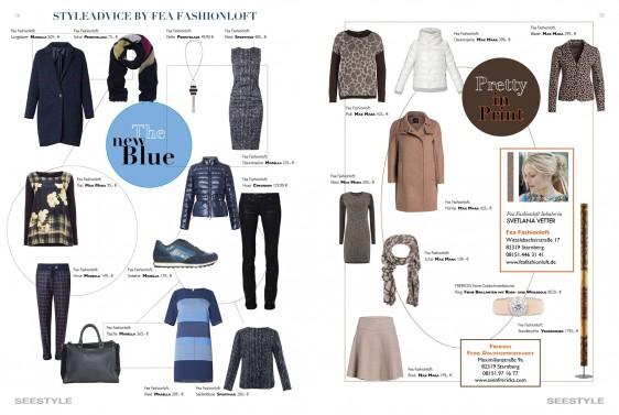 Style Advice by Fea Fashionloft – die Herbst/Wintertrends