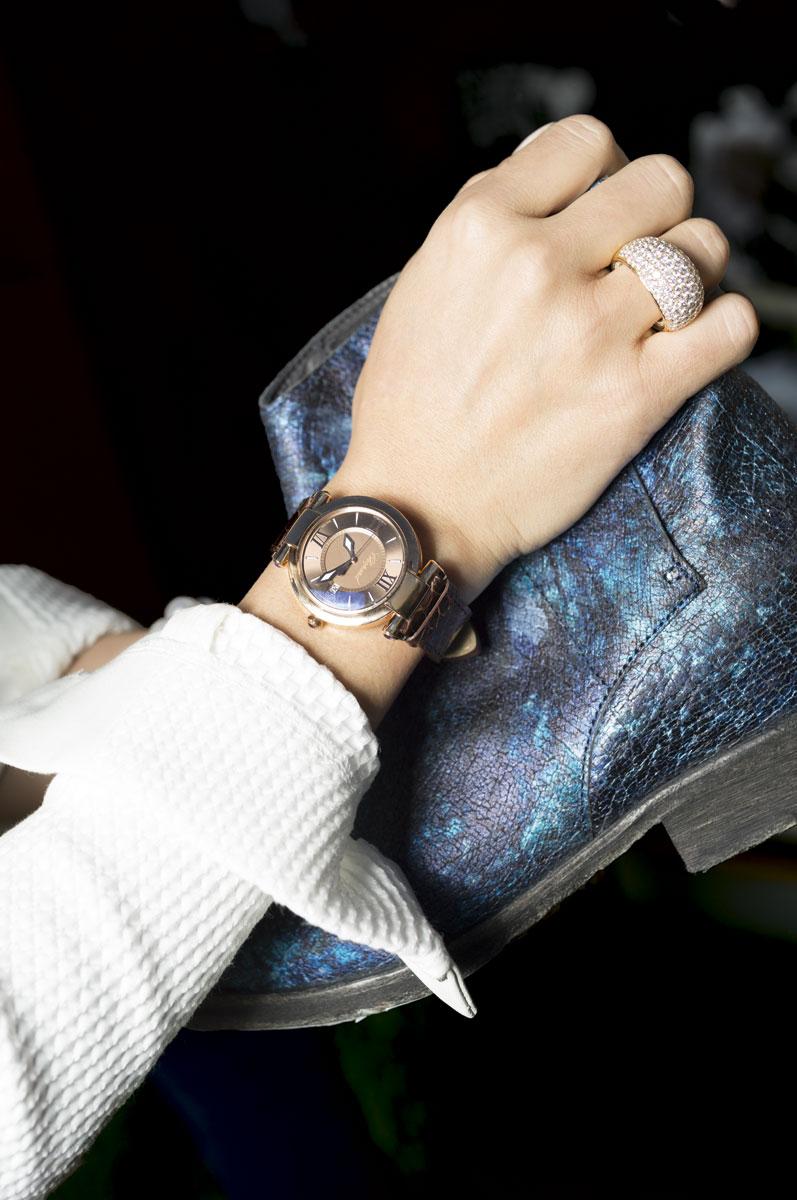 Juwelier München - Hilscher Uhr, Ring und Schuh