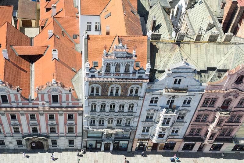 Altstadt-Pilsen Kulturhauptstadt