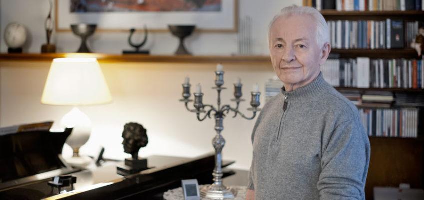 Dr Manfred Frei - Gründer von Loft music und Initiator des All that Jazz Starnberg