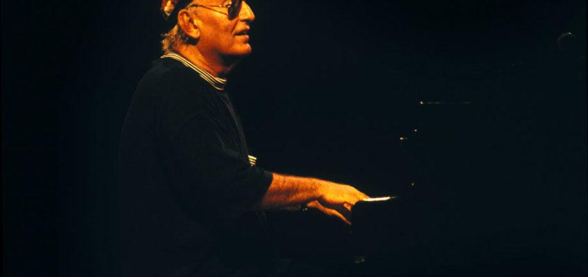 Dr Manfred Frei - Kultpianist aus Österreich: Friedrich Gulda bei einem Konzert 1989