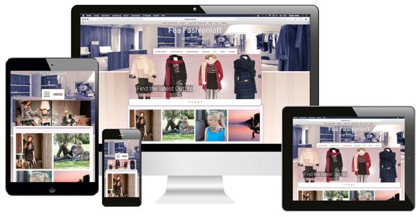 Responsive-Design, Webdesign, Onlinegestaltung Starnberg