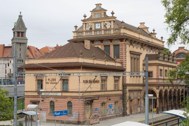 Suedbahnhof-Pilsen