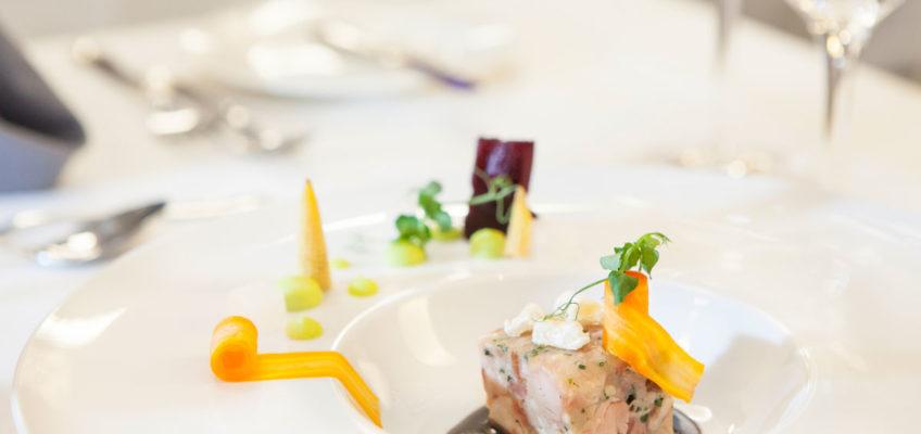 Aubergine Starnberg - Gourmet