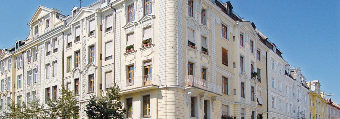 Münchner Zinshäuser im Aufwärtstrend