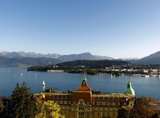Das Palace Luzern – ein Hotelrefugium in der Leuchtenstadt