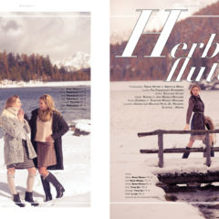 Herbstfluten - Die schönsten Outfits für den Herbst von Fea Fashionloft Starnberg