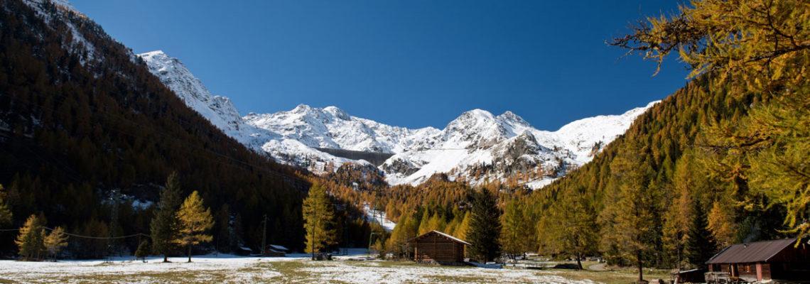Ultental Südtirol - die schönsten Alpenresorts
