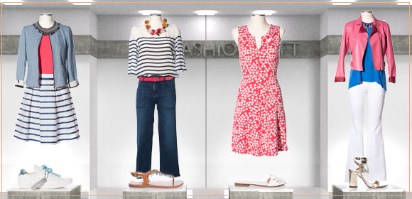 Frische Outfits für mondäne Frauen – by Fea Fashionloft