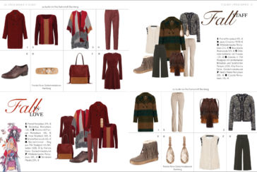 Style Tips, Herbstmode, richtige Outfits für den Herbst zusammen stellen