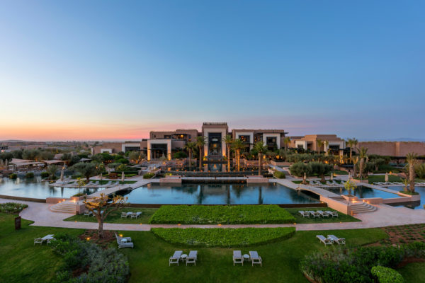 Royal Palm Beachcomber Marrakesch