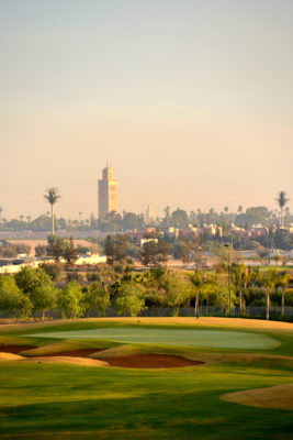The Montgomerie  Marrakesh