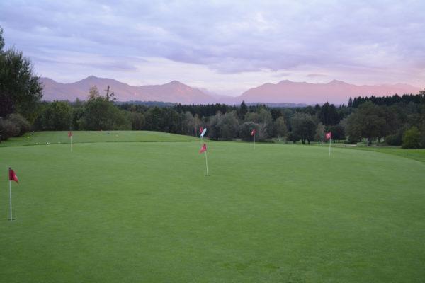 Willkommen in der Golffamilie Beuerberg - der Golfclub, bei dem Lebensfreude ein Aufnahmekriterium ist.